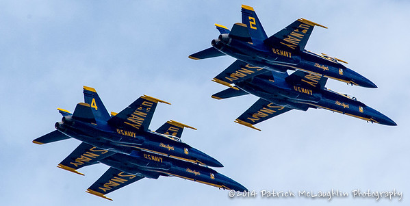 2014 September 21 Blue Angels over VB with hitpics logo-4