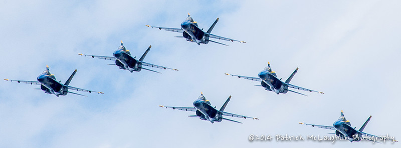 2014 September 21 Blue Angels over VB with hitpics logo-12