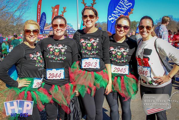'14 Dec 13 Atlanta Ugly Sweater 5k Run