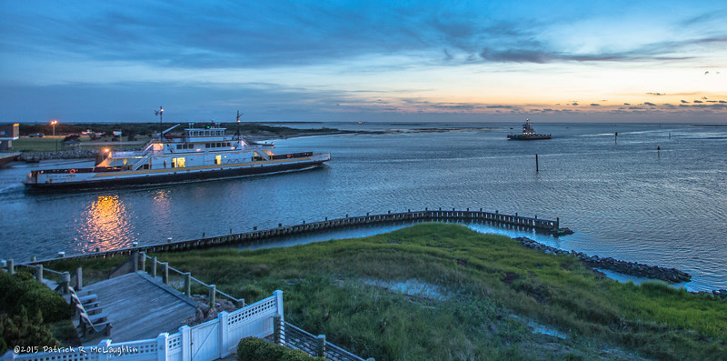 2015 May 26 Hatteras Ferry Landing Sunset Pics