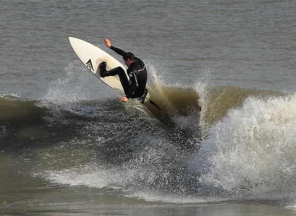 2009 Surfing Dec 3 Keegan and Josh Croatan