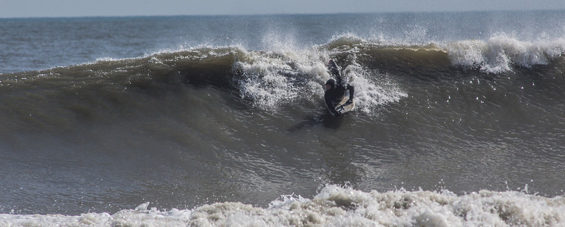 2014 March 8 Croatan Surf and Body board