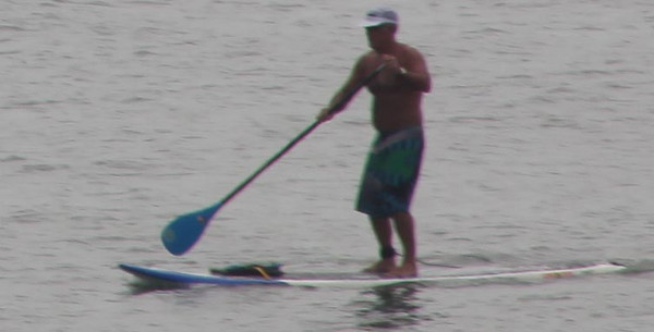 2014 July 10 VP SUP STAND UP PADDLE EVENT Keegan Bobby and Martin Surfing