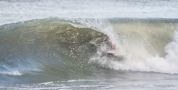 2014 OCT 18 GONZALO OBX SWELL WITH SWELL GUYS!