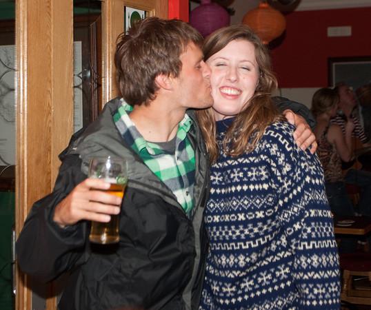 Keegan and Martin Aran Pub Life