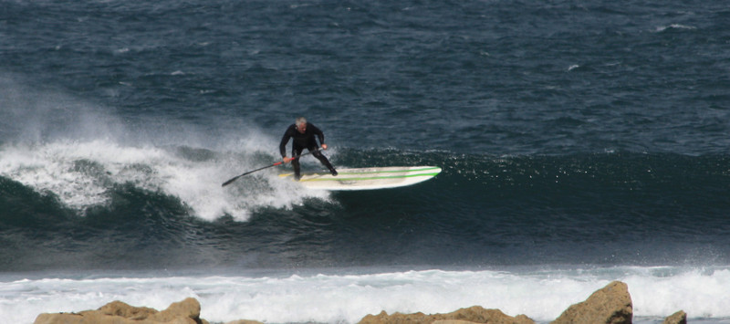 Patrick Stand Up Ireland SURFING