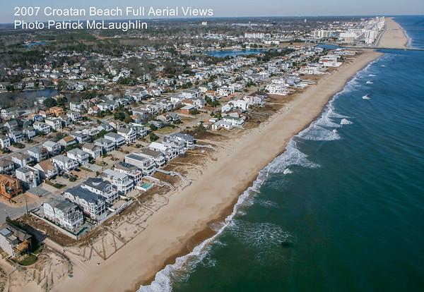 2007 Croatan Beach Various Aerial Views