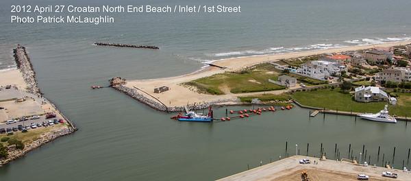 2012 April Croatan Beach / Rudee / 1st Street