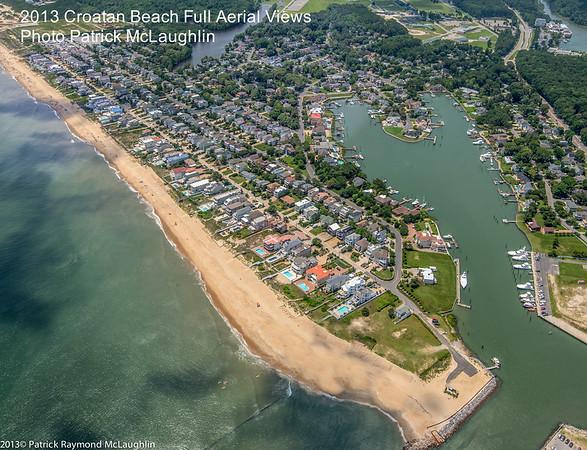 2013 Croatan Beach Full Aerial Views