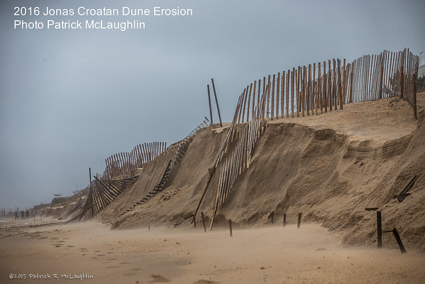 2015 October JOAQUIN Croatan Erosion Pics