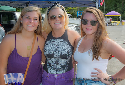 ECU PIRATES COLLEGE HILL TAILGATE PARTIES SEPTEMBER 20, 2014