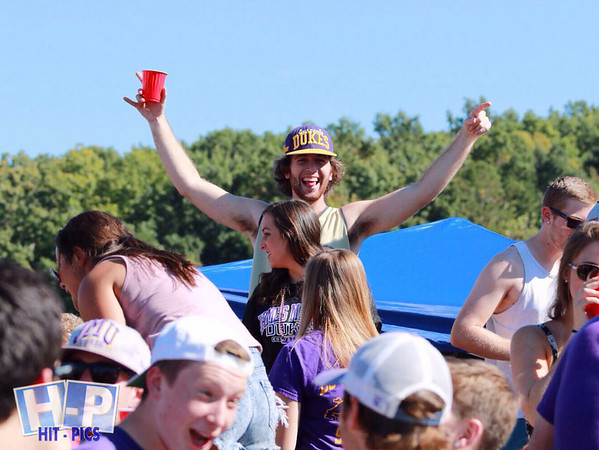JAMES MADISON UNIVERSITY TAILGATE PARTY