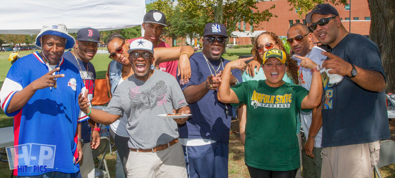 ORFOLK STATE UNIVERSITY 2014 TAILGATE PARTIES SEPTEMBER 6,  2014