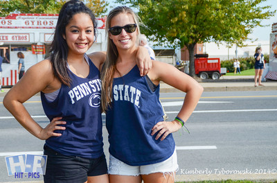 PENN STATE TAILGATE PARTY