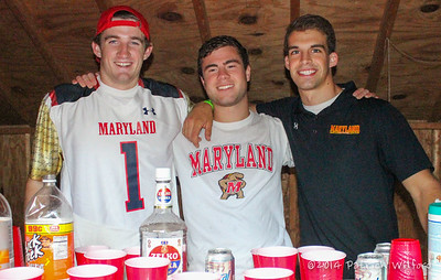 2014 SEPTEMBER 14 UNIVERSITY OF MARYLAND FOOTBALL PARTY