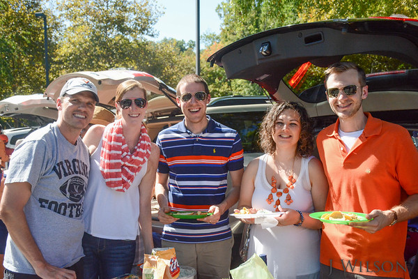 UNIVERSITY OF VIRGINIA TAILGATE PARTY