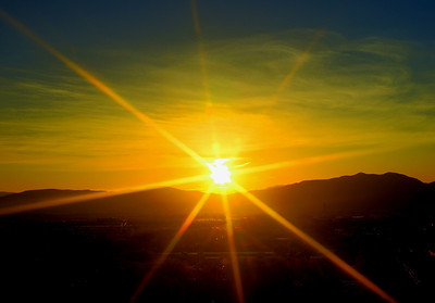 Reno Sunrise, enhance