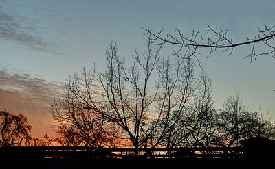 Sunrise: Concord, CA