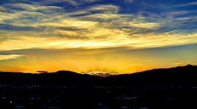 Reno Sunrise