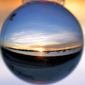 Round Sunrise