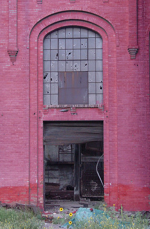 Old Power Plant Walsenburg, CO  August13, 2004