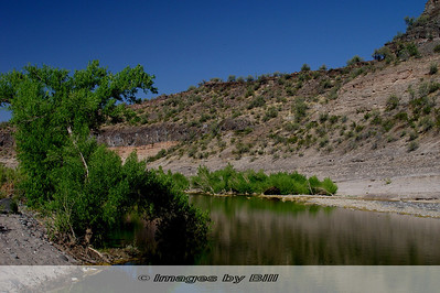 Burro Creek Arizona  June 15, 2005