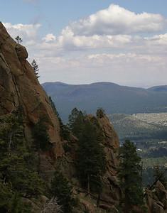 09/01/08  From Eldon Lookout Trail Flagstaff, AZ