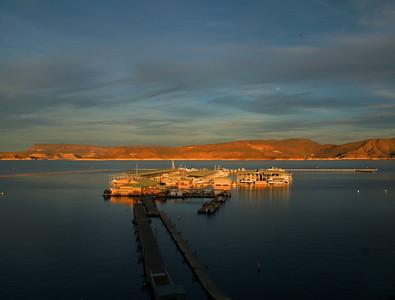 Scorpion Bay Marina Lake Pleasant, AZ November 19, 2010