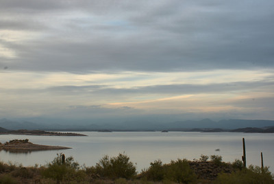 Lake Pleasant Scenic 2 HDR Lake Pleasant, AZ  December 16, 2010  Read the story: http://www.billterry1.com/2010/12/hdr-scenics-lake-pleasant.html