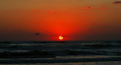 Sunrise South Padre Island, Texas October 3, 2010