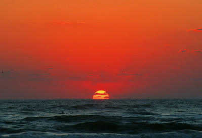 Sunrise South Padre island, TX October 3, 2010