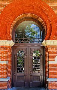 Door- Tampa Museum