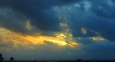 Fort Lauderdale Sunrise November, 2013