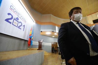 2021 оны тавдугаар сарын 5. Найм дахь удаагийн Ерөнхийлөгчийн сонгуульд өрсөлдөх намын нэр дэвшигчид СЕХ-нд материалаа өглөө. ГЭРЭЛ ЗУРГИЙГ MPA