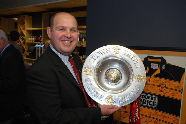 Triple Crown at Newport RFC Hall of Fame