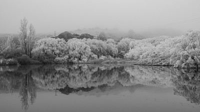 04 Hoar frost Butcher dam