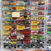 This wall of matchbox cars is an eye catcher at the Hobart Village Mall Antiques in Townsend. SENTINEL & ENTERPRISE/JOHN LOVE