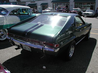 Car Show; Port Orchard, WA. - August 2004