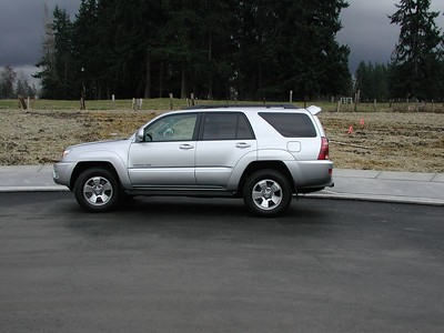 Michele's New 2005 Toyota 4Runner Limited 4WD