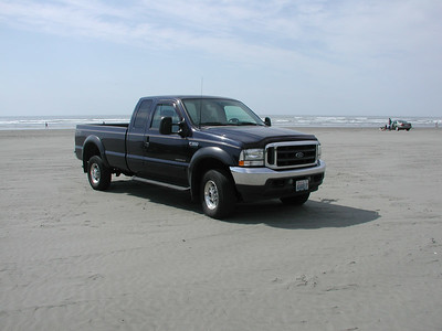 My Truck; 2002 Ford F-350