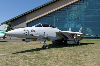 Evergreen Aviation Museum - July 20, 2013