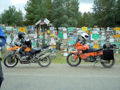 Alaska / Canada Trip - June / July 2011