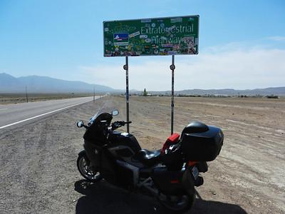 Area 51 Ride - April 2012