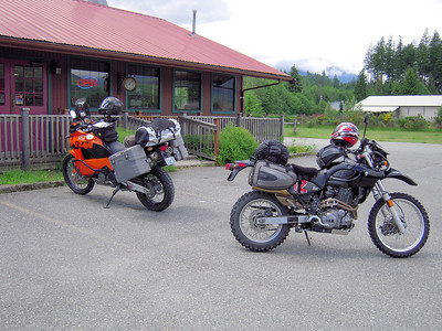 North Idaho Selkirks Rally - June 2010