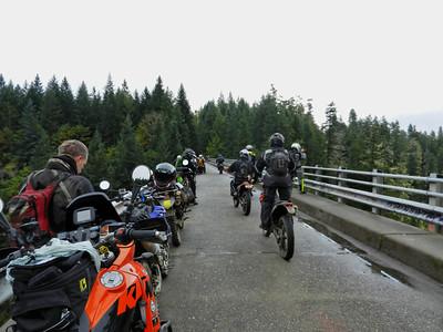 Shelton Vally Enduro Ride - October 2011
