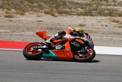 World Superbike Race at Miller Motorsports Park - May 2012