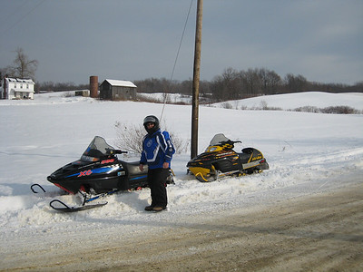 09 snowmobiling