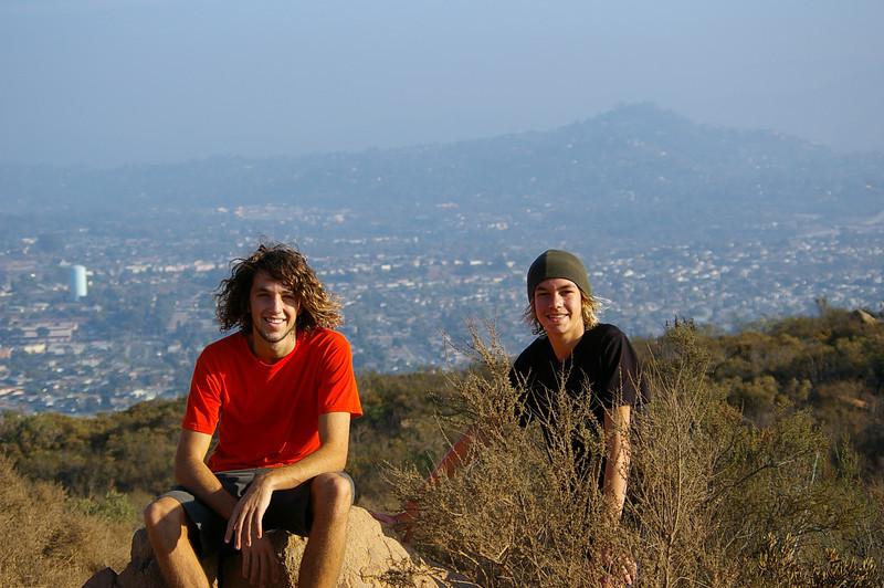 Jake (L) and Mason (R)