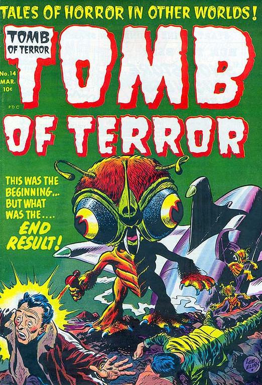 Tomb Of Terror Comic #14 (1954) Harvey Publications / Comic Book