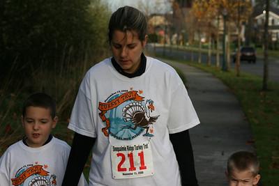 2008 turkey trot